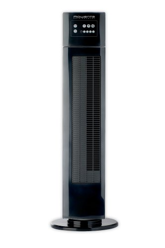 Rowenta VU6520 Eole Crystal Ventilatori a Torre, con 3 Velocità