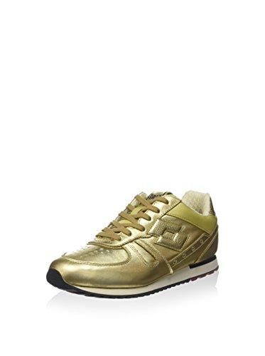 Lotto Leggenda Sneaker Tokyo Shibuya W Gold EU 39