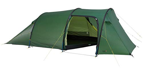 Wechsel Tents Tunnel Tent Tempest 4 Zero-G - Lightweight Trekking Tent up to 4-Person, Large Interior