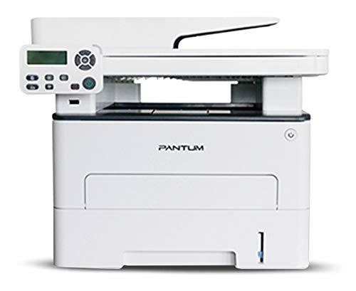 Impresora Multifunción Pantum M7100DW Laser Monocromo 3 en 1 (Impresora, Scaner y copiadora) 256MB, A4- ADF- 1200X1200-33 ppm - Capacidad: 250 H. - Duplex-(PCL)-USB 2.0, Tarjeta Red, Wi-Fi