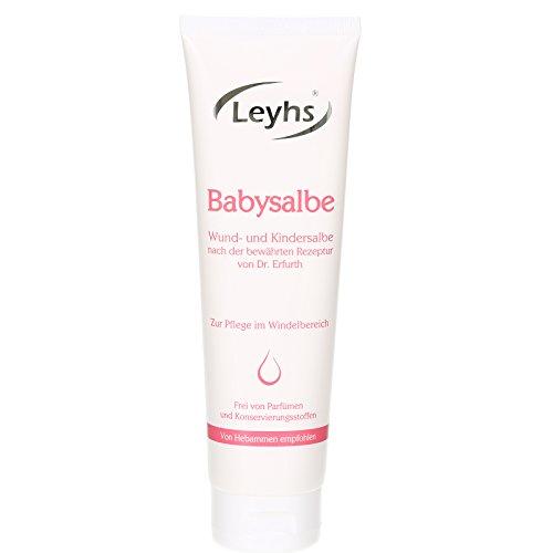 Leyhs Babysalbe Wund- und Kindersalbe, 150 ml Salbe