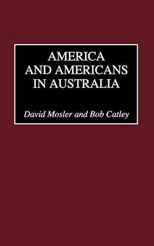 America and Americans in Australia
