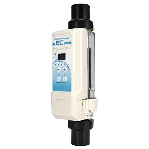 Sal Clorador, con El plastico Agua Temperatura Proteccion Agua Proteccion Piscina Cloro Generador