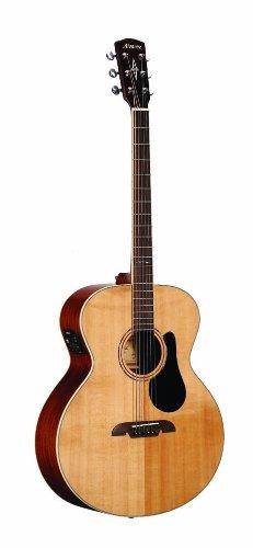 ALVAREZ 310316 ABT60E Baritone Acoustic Electric Gitarre