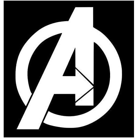 Vinyl Decal Truck Car Sticker Laptop Marvel Infinity War Avengers Thor Logo