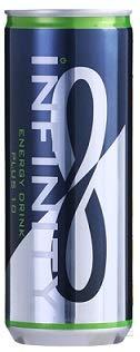 インフィニティ エナジードリンク プラス10 250ml缶/30本.n  Infinity Energy Drink Plus10