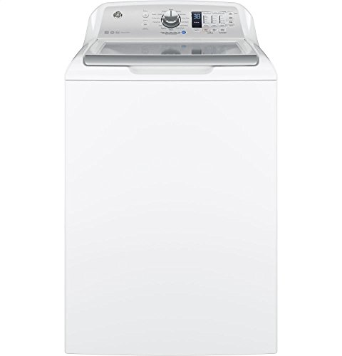 GE GTW680BSJWS 4.6 Cu. Ft. White Top Load Washer - Energy Star