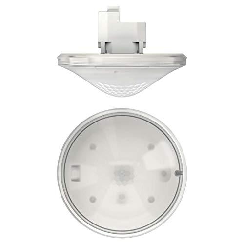 Theben 2070605 thePrema S360-101 E UP WH - Passiv-Infrarot-Präsenzmelder - Deckenmontage - Kanal A Licht: Relais, 230V - Selbstlernende Nachlaufzeit