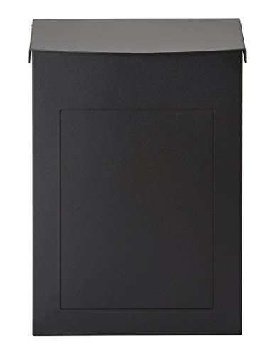Flexbox brievenbus Philip 9001 zwart