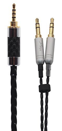 NewFantasia Cable with 2.5mm Trrs Balanced Male to Dual 3.5mm Male Compatible with Hifiman HE4XX 3.5mm Male Latest Versio Headphones and Compatible Astell/&Kern AK240 AK380 onkyo 2m//6.6ft HE-400i