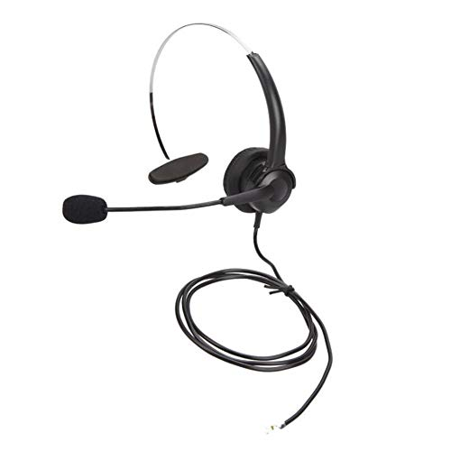 Zhenwo Auricular Inalámbrico Bluetooth 5.0 Auricular con La Estación De Carga, El Micrófono De Reducción De Ruido para Los Teléfonos Inteligentes Business Office Call Center Inicio De PC,A