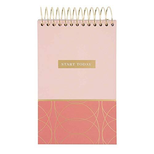 ARTEBENE Notizbuch Notizheft Schreibheft Schreibbuch Start Today