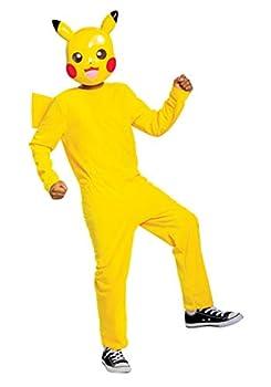 Disguise The Pokemon Child Pikachu Classic Costume Size 4/6