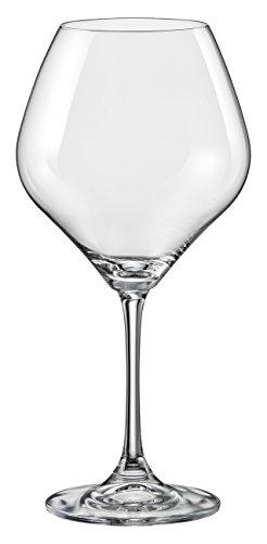 DAVID SHAW bc651–340Bohemia Amoroso 6Vasos de Cristal, Juego de 2, 340ml/12oz, Null, 450ml/16 oz