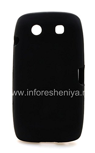Wireless Solutions Black Silicone Skin for BlackBerry Torch 9850 / 9860