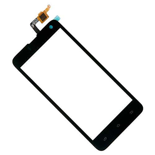 Touch Screen Digitizer Glass Pad for Micromax Bolt Q335 - Black