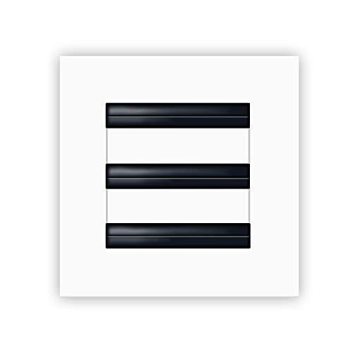 6X6 Standard Linear Slot Diffuser - AC Vent Cover - HVAC Register