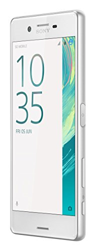 Sony Xperia X unlocked smartphone,32GB White (US Warranty)