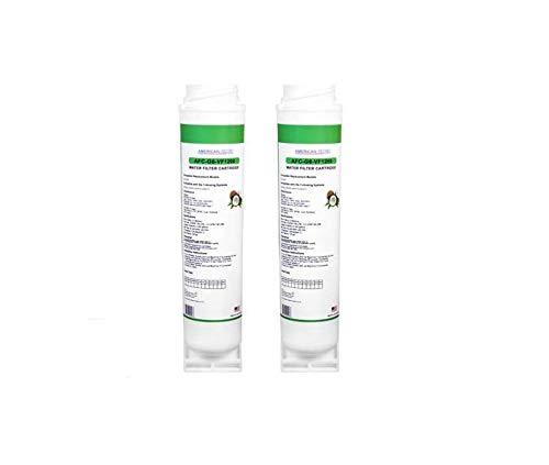 GE FQSVF Compatible Water Filter Set