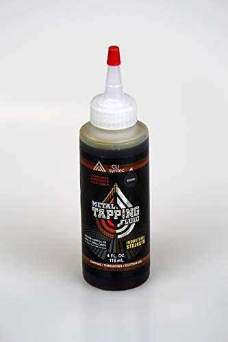 Premium Metal Tapping Fluid - 4 FL. OZ. Threading and Cutting Oil