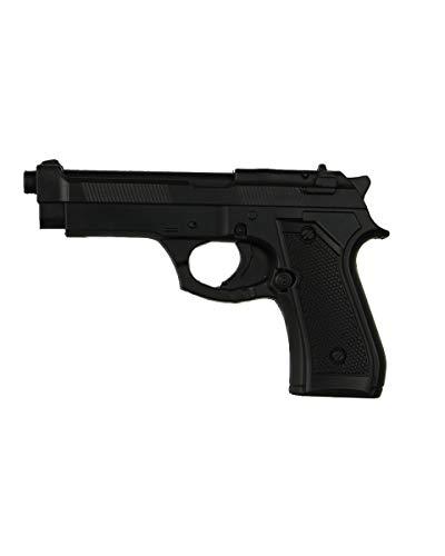 Horror-Shop Glock in Schiuma Rigida Toy Gun Black