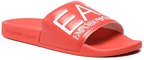 Slipper BEACHHWEAR EA7 EMPORIOARMANI Art: XCP001 XCC22 (41 EU, Red)