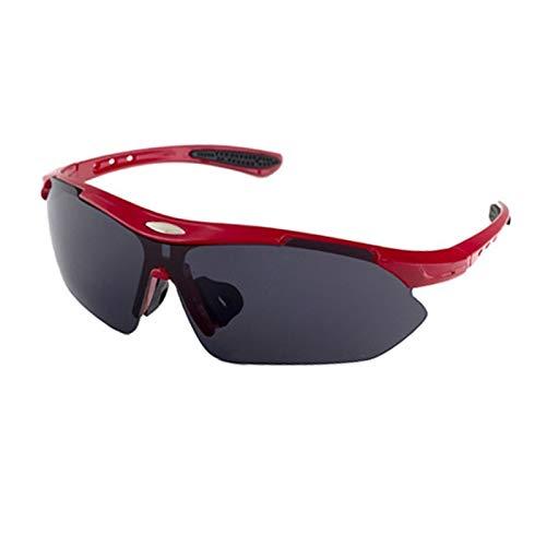 DFSMG Gafas de Sol Hombres Gafas de Ciclismo Gafas de Sol Mujer Ciclismo Gafas de Sol Gafas de Sol para Hombres Accesorios para Bicicletas Gafas de Sol Deportivas (Color : C3)