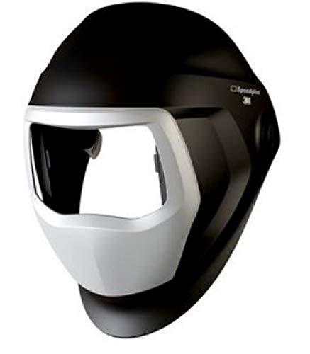 3M Schweißmaske mit Seitenfenster Speedglas 9100 501890 Kopf- und Gesichtsschutz Automatik Schweißhelm Zubehör