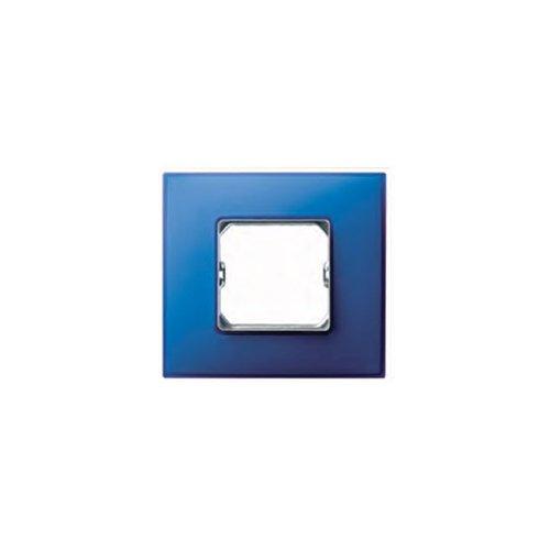 Simon 27771-67 - Placa 1 Elemento (Azul Electrico Mate)