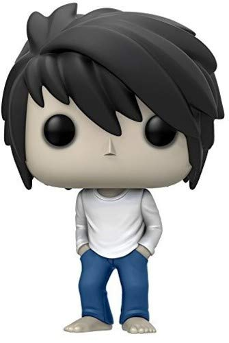 Funko Actionfigur Death Note: L