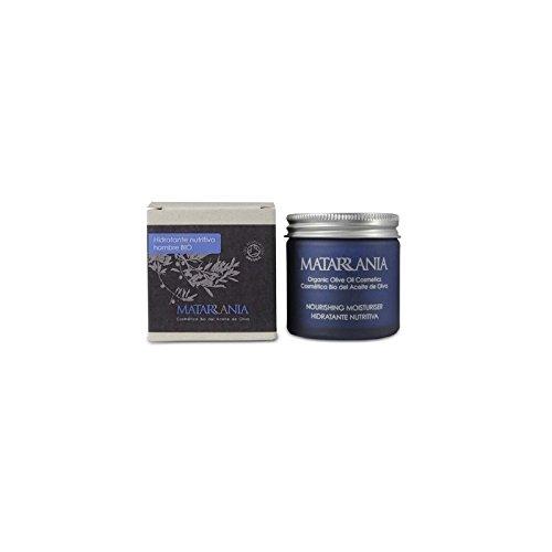 Matarrania H01 - Crema Hidratante Nutritiva para Hombre, 30 ml