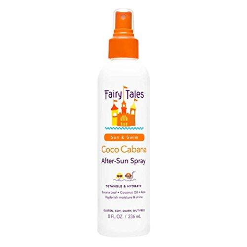 Fairy Tales Sun & Swim Coco Cabana After-Sun Spray for Kids - 8 oz