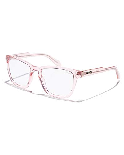 QUAY AUSTRALIA Hardwire Pink/Clear Blue Light One Size