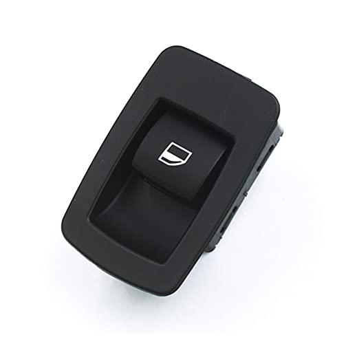 ZHIXIANG Ajuste para BMW E53 E71 E72 E83 E90 E91 316I 318i 320i x3 x5 x6 2000 2001 2002 2003 2004 2005-2014 61316945874 Interruptor de Cantrol de Ventana