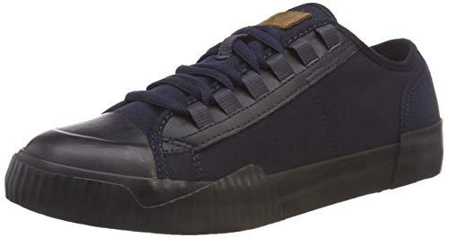 G-STAR RAW Herren Rackam Scuba Sneaker, Blau (Dk Saru Blue 6486), 43 EU