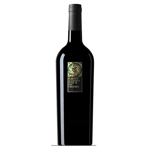 Vino Aglianico - RUBRATO rosso- FEUDI DI SAN GREGORIO