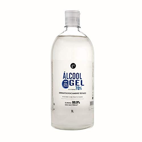 Álcool Gel 70% 1 Litro