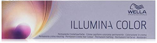 Wella Illumina Haarfarbe 4/ mittelbraun, 60 ml