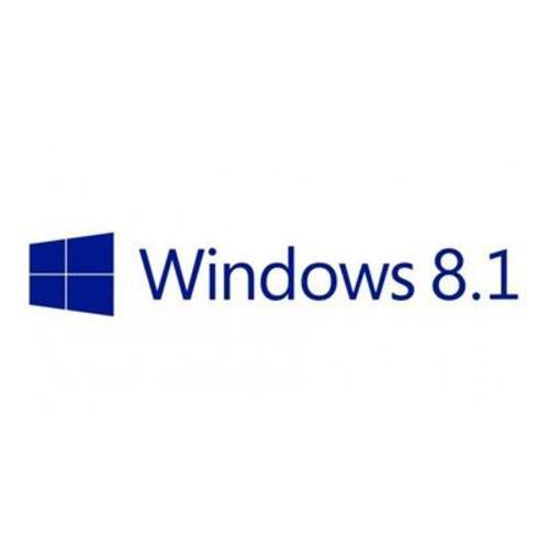 Microsoft Windows 8.1 Pro 64-Bit OEM - FQC-06947 - Danish Version [import anglais]