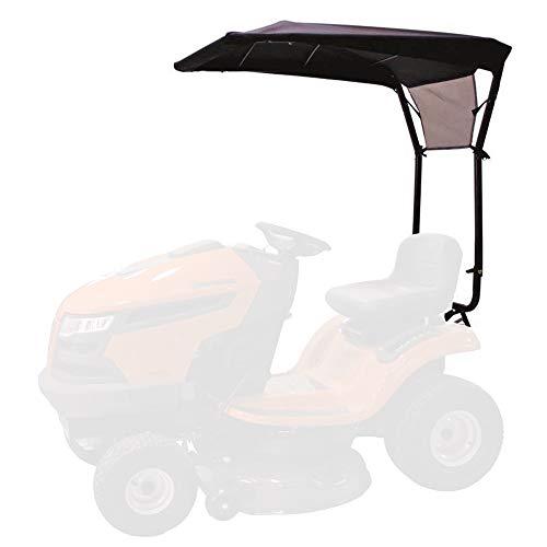 Husqvarna 531308322 Universal Lawn Tractor Sun Shade,Black