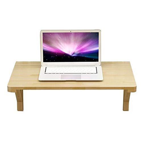 XXFZDCP Escritorio Plegable de Mesa de Pared para Oficina, hogar, Cocina, Escritorio de computadora portátil Multifuncional de Madera Maciza, Arce, 60x40cm