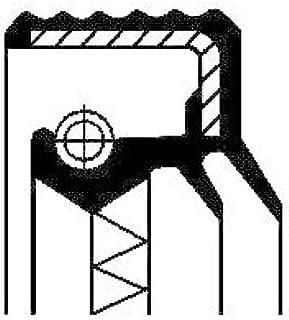 Corteco 12017270B Wellendichtring, Differential