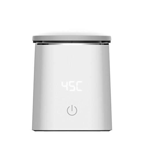 Réchauffeur De Biberon, Réchauffeur De Complément Alimentaire, Désinfection, Portable Rapid Warm Warm-Electric,Silver