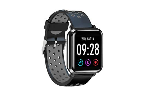 AQFIT Full Touch Multifunction Smart Watch W10...
