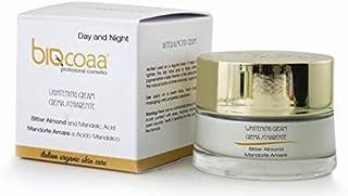 crema para la cara específica para aclarar las manchas oscuras - dermatológicamente probado - cosméticos naturales hechos en Italia - 50 ml