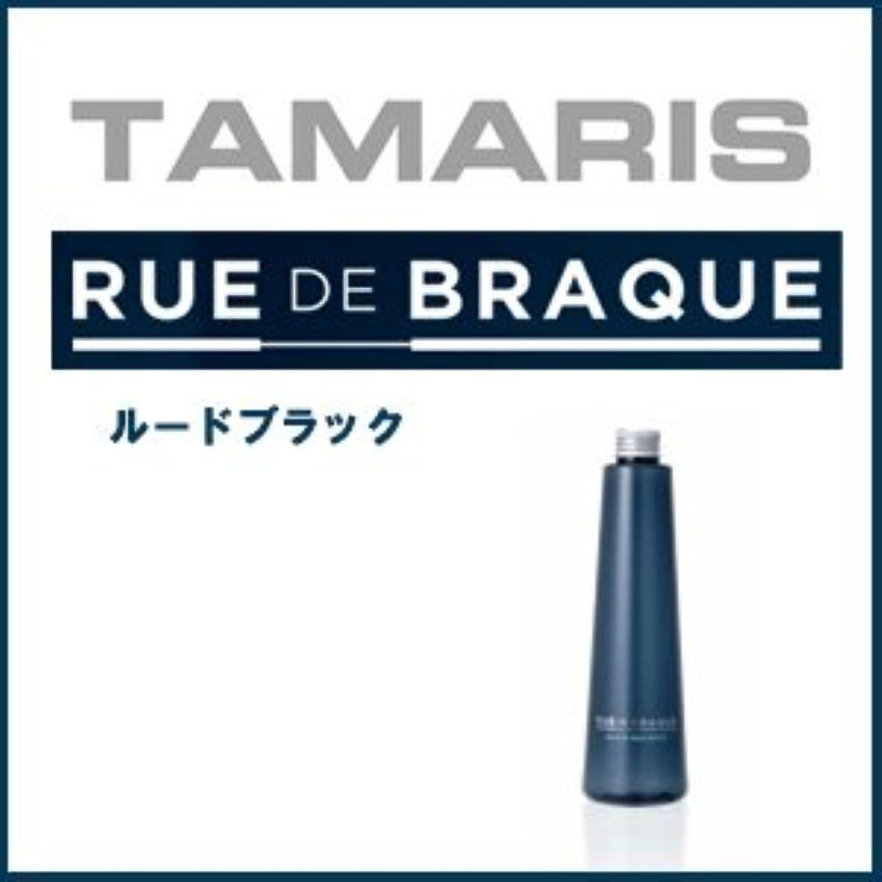 サイレント伝記数【X2個セット】 タマリス ルードブラック スキャルプシャンプー 300ml 容器入り