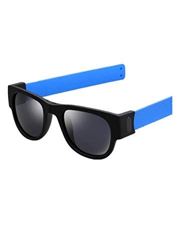 PinkLu GläSer Damen Armband Brille Fahrradhandgelenk Faltende Sonnenbrille Schatten Sonnencreme Beliebt Allzweck Kompakter Rahmen Mode Sommer Neuer HeißEr Verkauf 6-Farbige Brille
