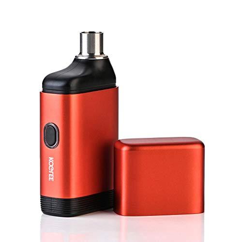2020年新登場 プルームテックプラス 互換 バッテリー 電子タバコ Koglee PloomTech+互換機 650mAh大容量 プルーム・テックプラス カートリッジとたばこカプセルに対応 蓋付き シンプル おしゃれ 防塵衛生 低温加熱 電子たばこ スタ