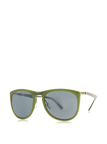 zero rh+ 837S-03-SURPLACE (54 mm) Gafas, Verde, 54/19/140 Unisex Adulto