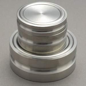 新光電子(大正天びん) 円盤分銅 (非磁性ステンレス) F1級(特級) 50g F1DS-50G